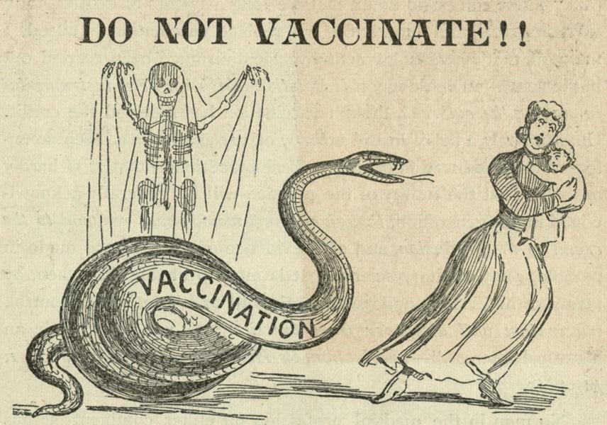 no vax vintage